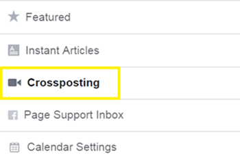 Facebook Crossposting 101: Share Your Video 3