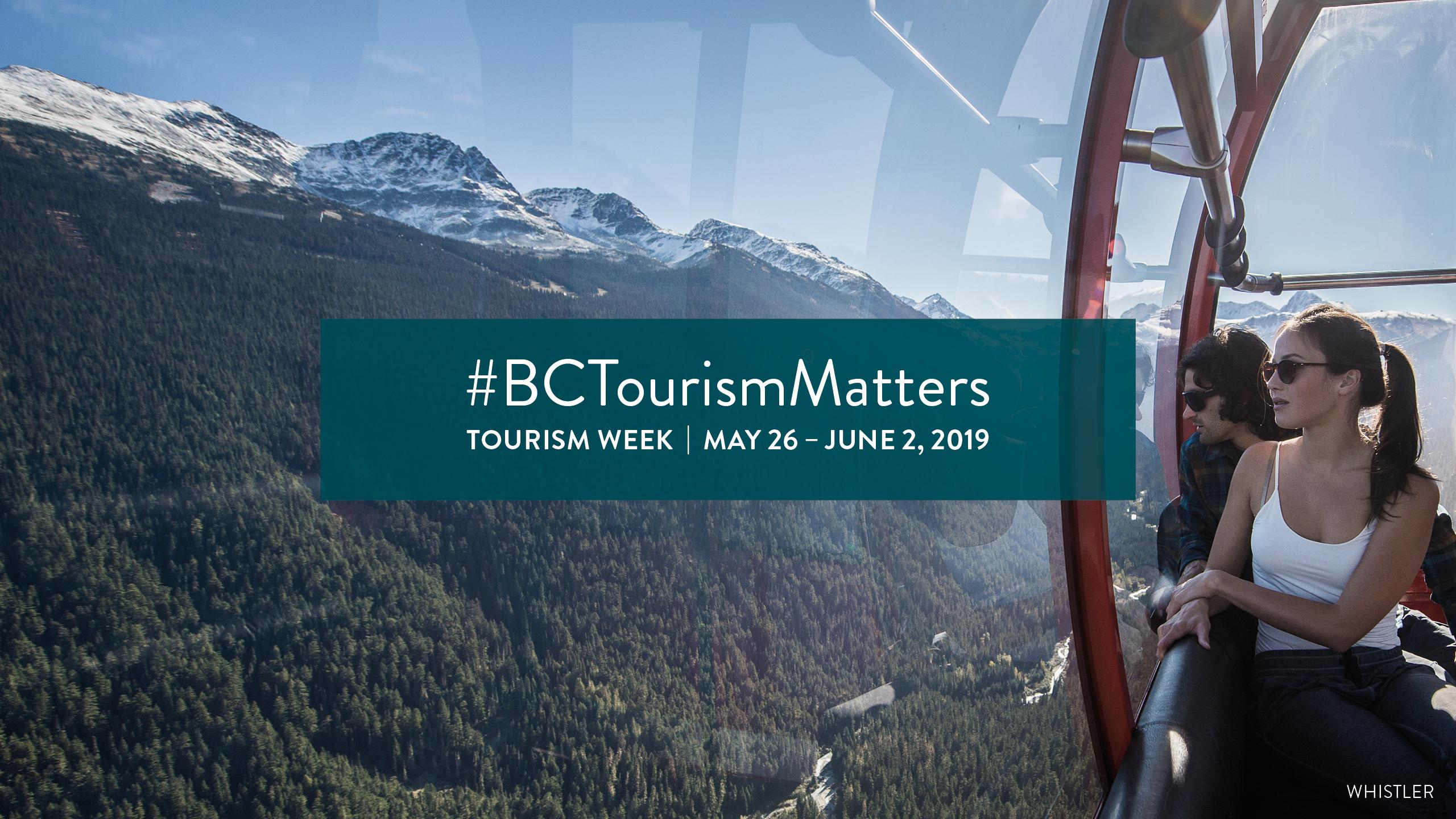 Tourism Week 2019 | Destination BC