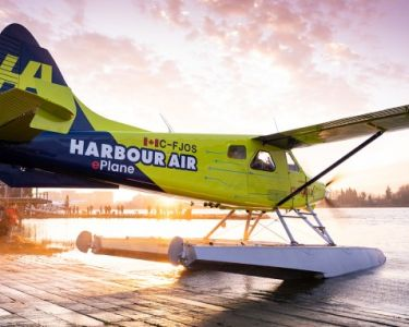 Going Electric ePlane